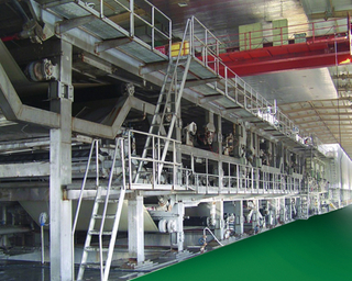 Packing And Wrapping Paper Making Machine