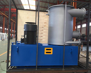 Fiber Fractionating Screen