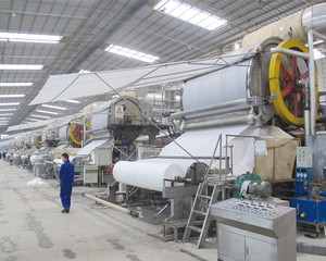 Facial Paper Machine