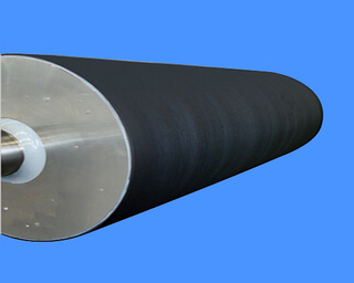 Grooved Press Roll