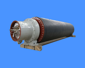 Paper Machine Vacuum Suction Couch Roll